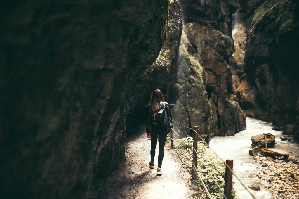 Höhlen expidition auf Mallorca