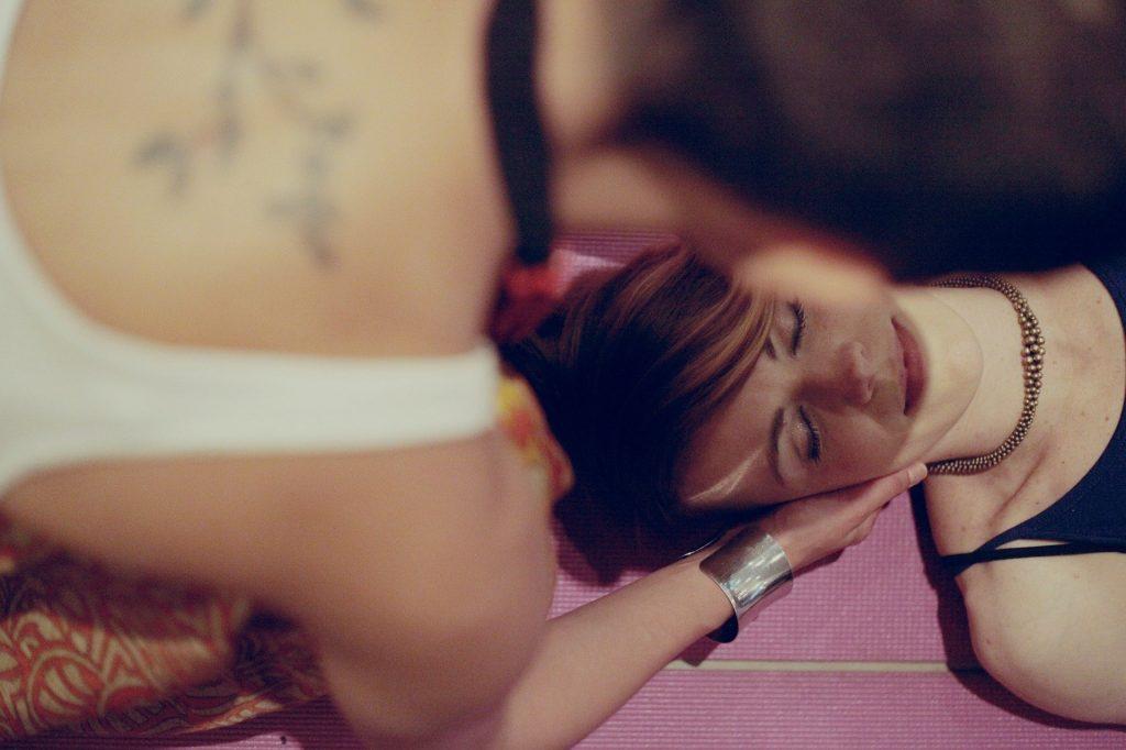 Massage im Wellnessclub
